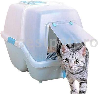 PP cat toilet