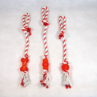 Sell Rope toys with plastic accessory