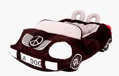 car shape pet bed