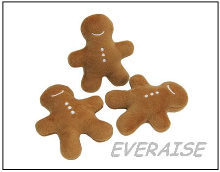 Sell PLUSH GINGERBREAD MAN
