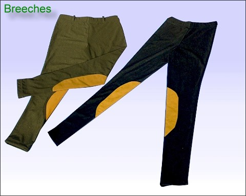 Sell Breeches & Slinky Chaps ()
