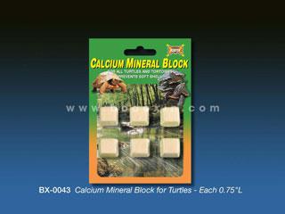 CALCIUM MINERAL BLOCK