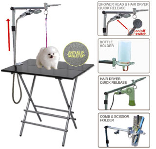 Sell Grooming Shower Table