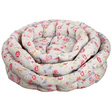 DOG BED-FLORAL NIGHT