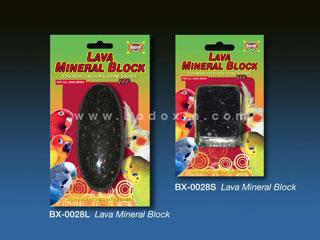 LAVA MINERAL BLOCK