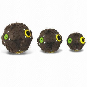 Dog Treat Ball Made of Durable Materials