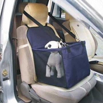 Pet Carrier for Car Seat Protection