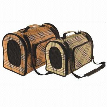 Pet Carrier Bag with Removable Cover