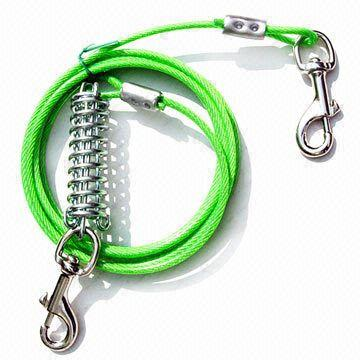 Tie-out Cable for Dog and Pets