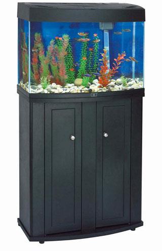 Sell desktop aquariums aquarium tanks furniture fish for Aquarium 50l