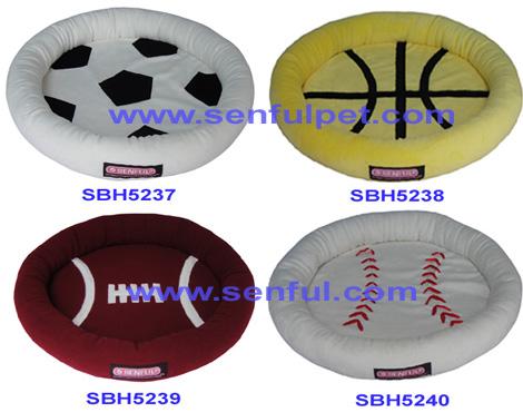 Ball-shaped Fleece Bed (SBH5237~SBH5240)