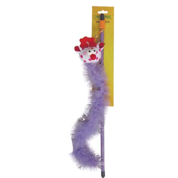 cat rod toy