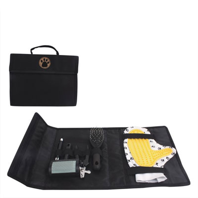 Pet Grooming Set With Carrier Bag£¨YB71993-C)