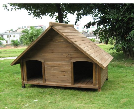 Dog houses manufacturers suppliers dog houses catalog for Large double dog house
