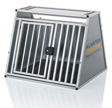 Aluminium Dog Showing Box