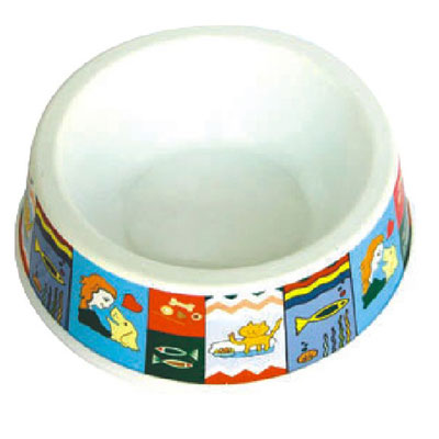 pet plastic bowl
