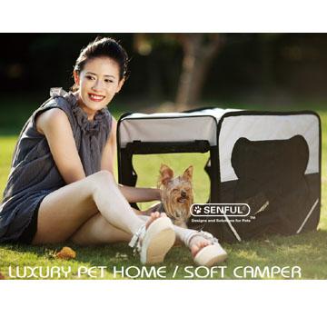 Portable Pet  Soft Crate