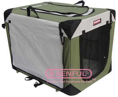 Portble Dog Soft Crate
