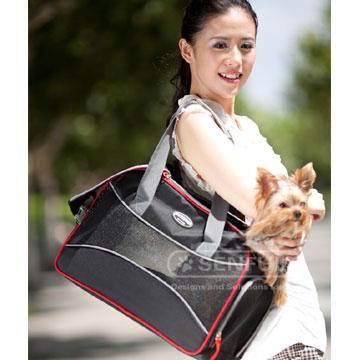 Petcomer Luxury Pet Peek Carrier