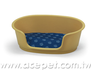 Pet sweet bed(M) with pad