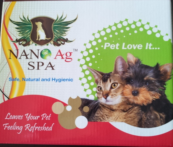 Pet Spa Nano AG Filter