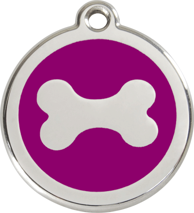 The dog ID tag