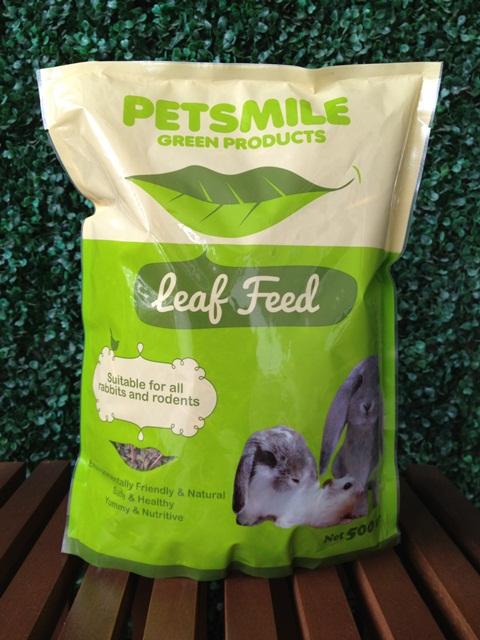 PetSmile Green Products - Leaf Feed