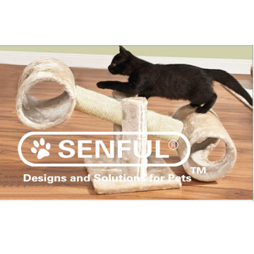 See-saw Cat Scratcher