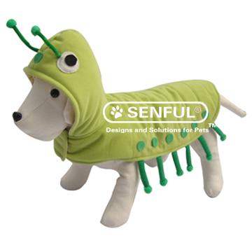 Fashionable Caterpillar Dog Coat