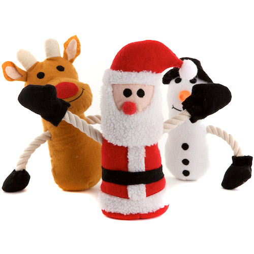 supply Christmas Pet toys