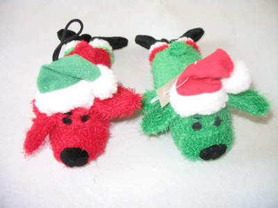 christmas dog toy pet toy dog products plush stuffed toys