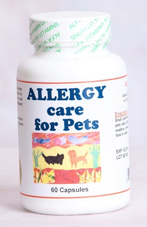 ALLERGY CARE FOR PETS