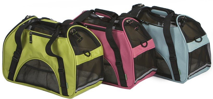 supply Bergan Comfort Carrier Soft-Sided Pet Carrier