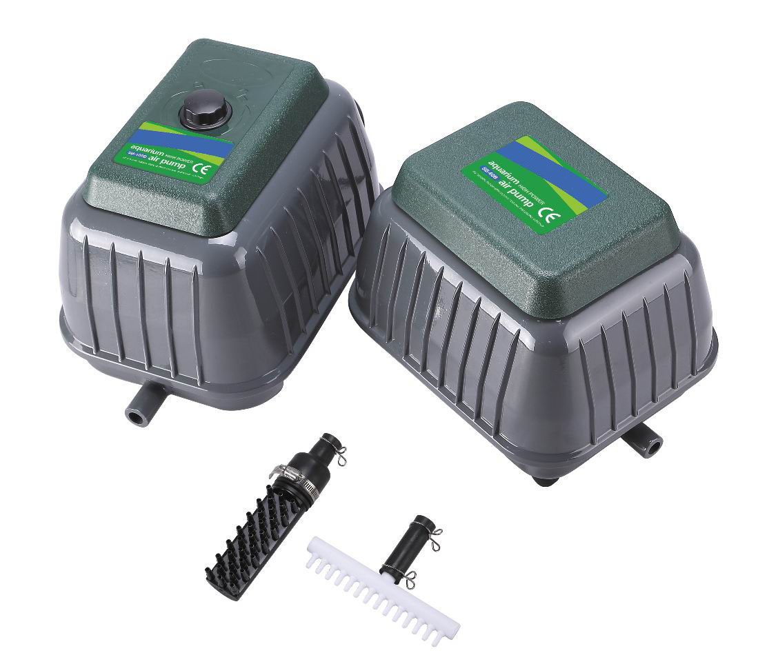 HIGH POWER Silent Air Pumps