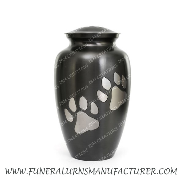 Brass Pet Cremation Urns -Classic