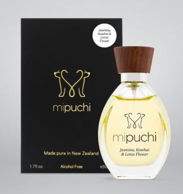 Mipuchi Luxury Dog Perfume Jasmine, Kowhai & Lotus Flower