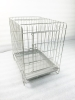 DOG stainless-steel  wire cages