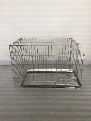 dog stainless steel cage