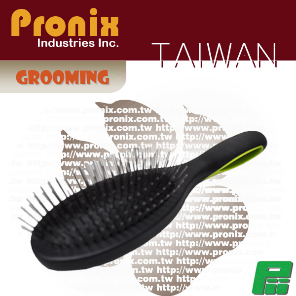 Ergonomic Pet brush