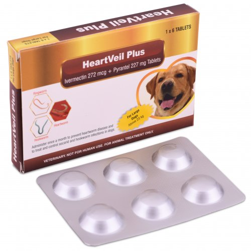 Heartveil Tablets
