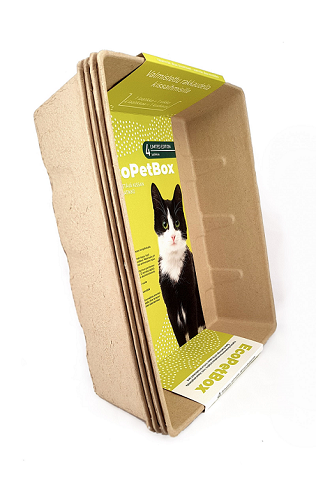 EcoPetBox Litter tray