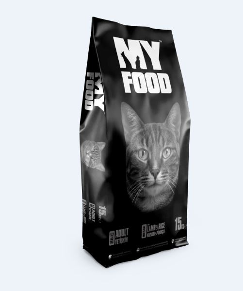 My Food Adult Cat Food Lamb&Rice