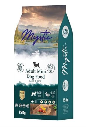 Mystic Mini Dog Food Lamb&Rice