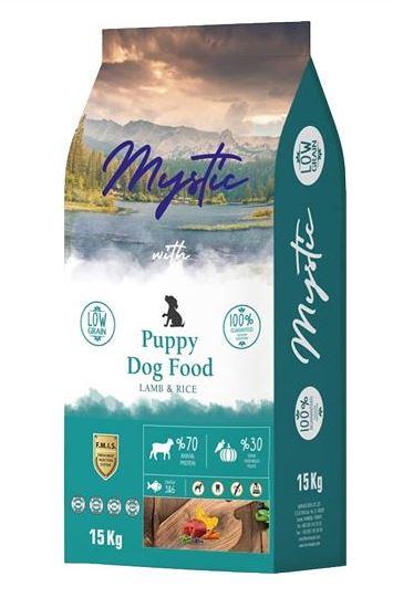 Mystic Puppy Food Lamb&Rice