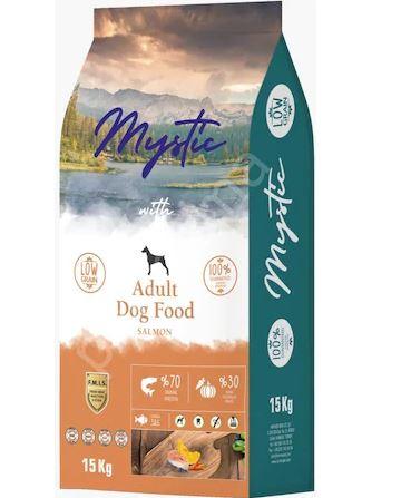 Mystic Adult Dog Food Salmon (LOW GRAİN)