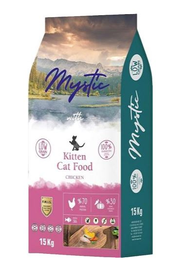 Mystic Kitten Food Chicken