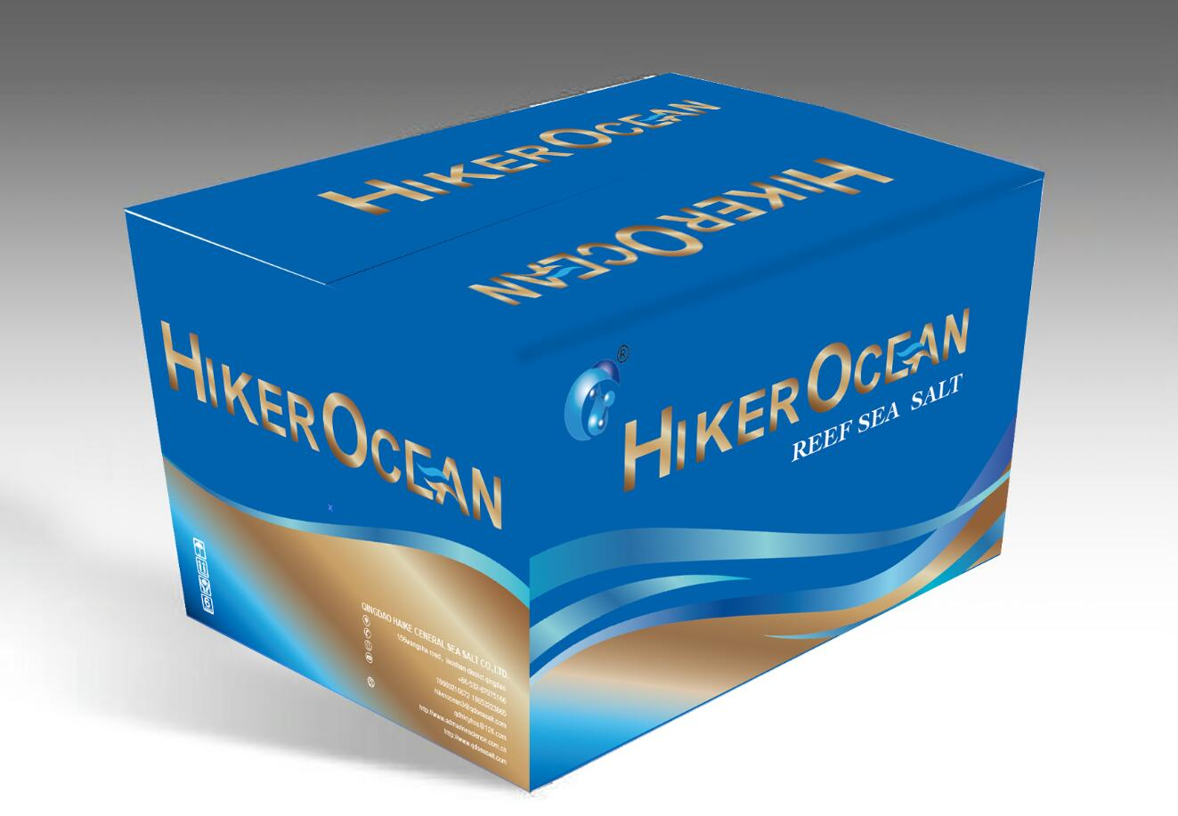 Hiker Ocean LPS Reef Salt
