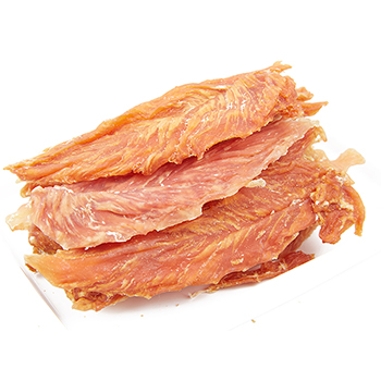 Natural chicken jerky chicken fillet dog treats chicken dry pet food