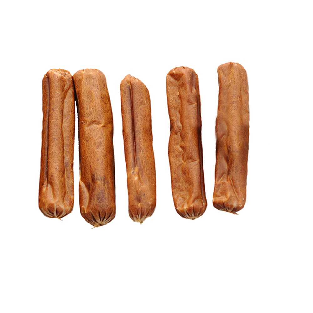 OEM Fish Dried Sausage China supplier dog food healthy treats for dog