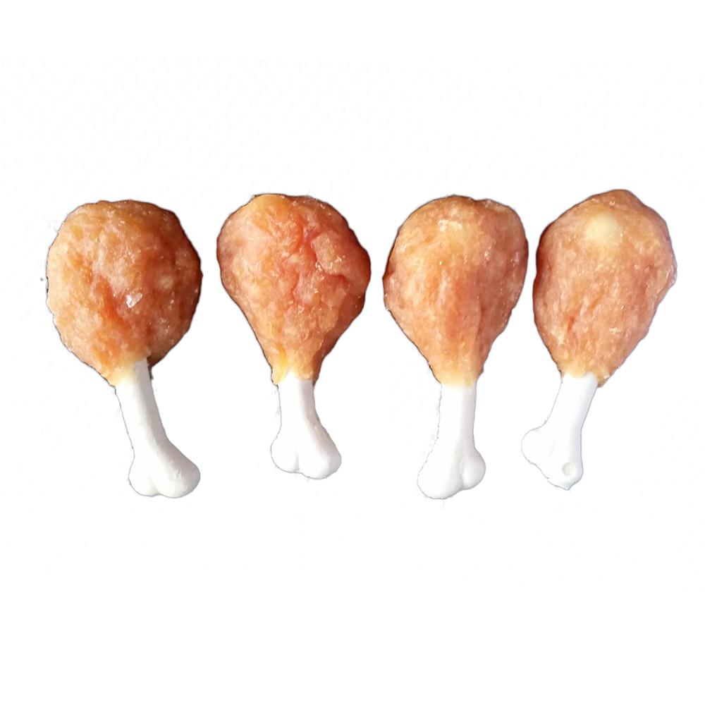 Qingdao Petideal Chicken Calcium bones Pet Food Dog snack